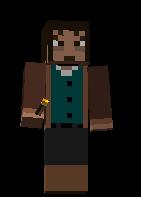 Daniel Minecraft Skin by ekko-park