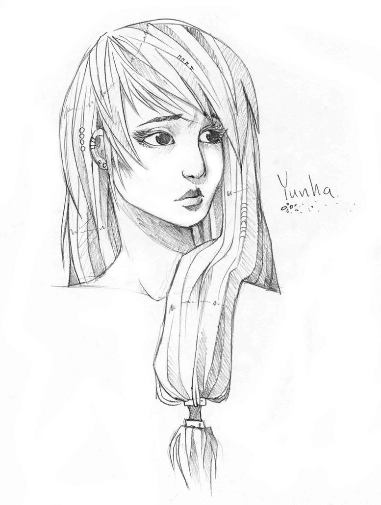 Yunha by ekko-park