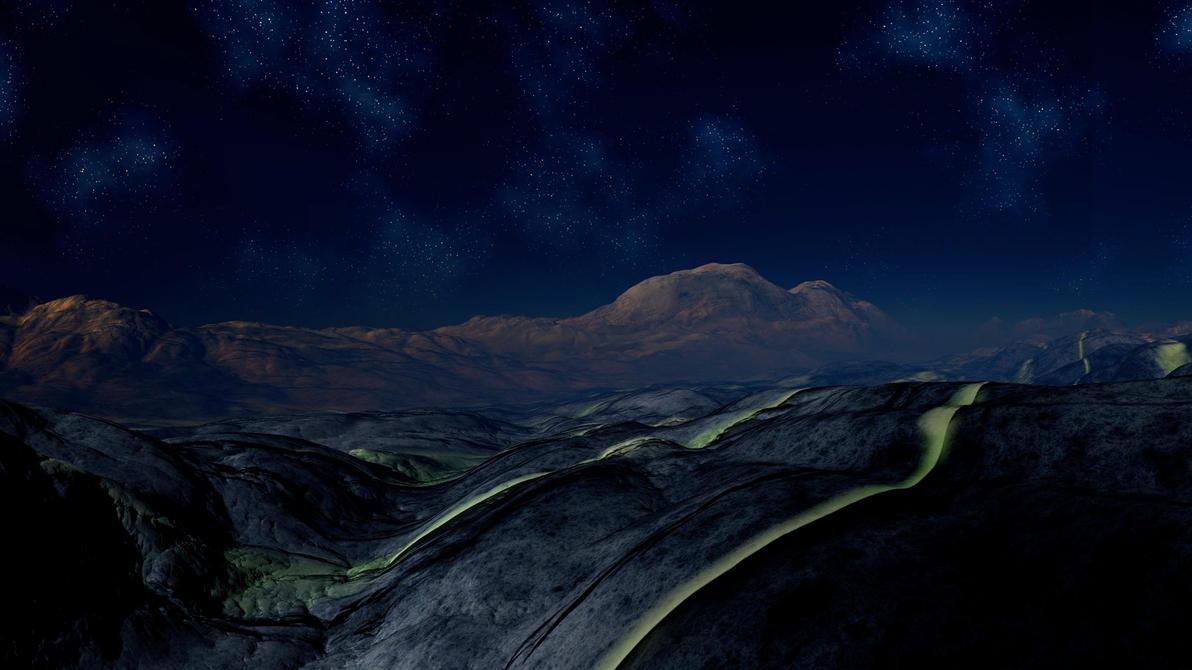 Starry Night by DarkAngelsRhapsody