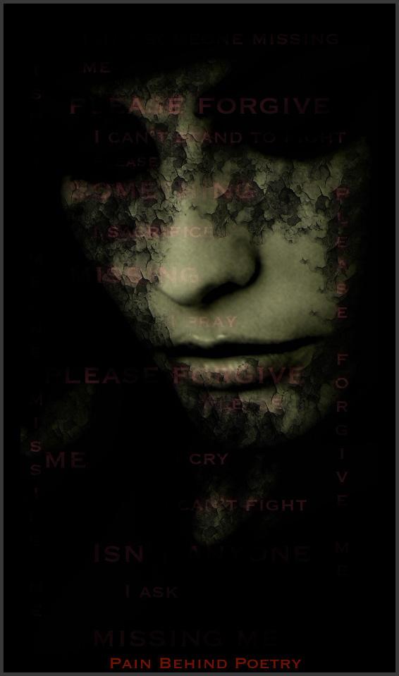 Pain Behind Poetry by DarkAngelsRhapsody