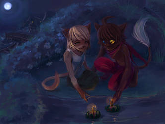 Make a Wish by Lylac