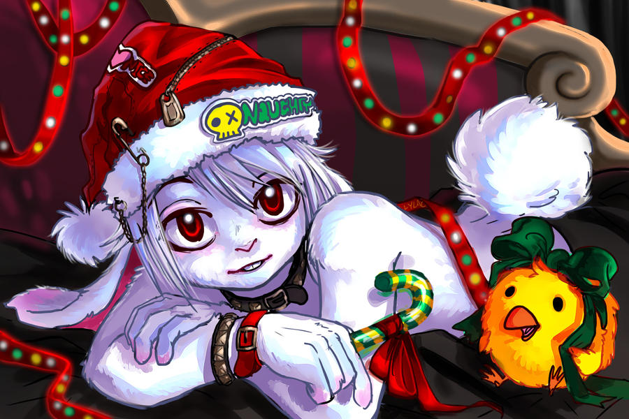 Punky Christmas by Lylac