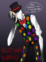 Mr. Nice Guy by SUCHanARTIST13