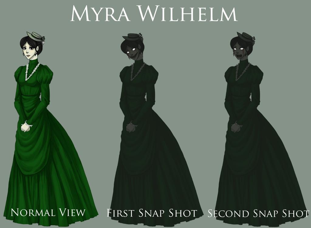 Myra Wilhelm by SUCHanARTIST13