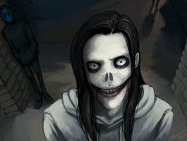 CreepyPurge  by SUCHanARTIST13