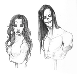 Jeff And Jane Doodle