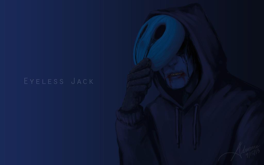 Eyeless Jack Wallpaper By SUCHanARTIST13 On DeviantArt