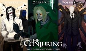 The Conjuring (Wallpaper) by SUCHanARTIST13
