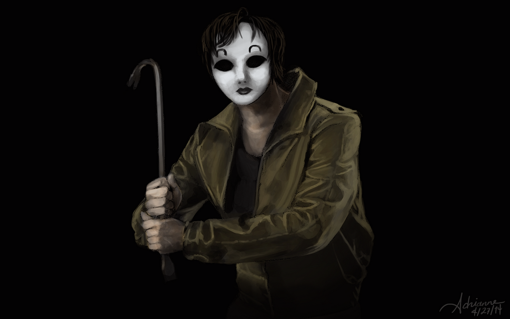 Masky Avatar Wallpaper by DirTek on DeviantArt