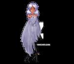 Impundulu the Vampire Harpy