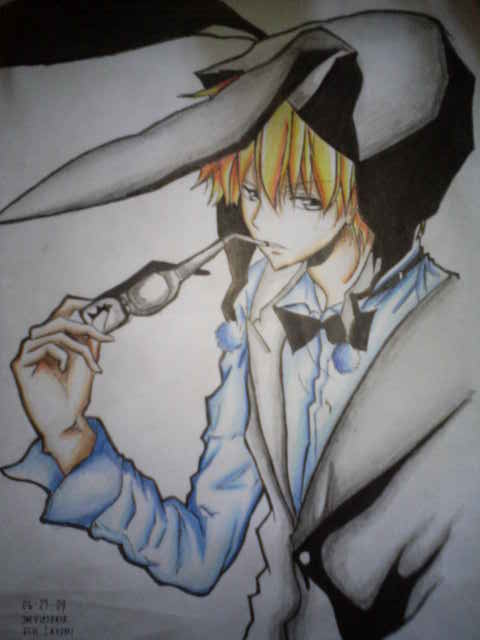 ♥*☆Manga/Anime/Game Characters that Look alike☆*♥  - Page 3 Usui_Takumi_mr__bunny_by_chibitanteijun