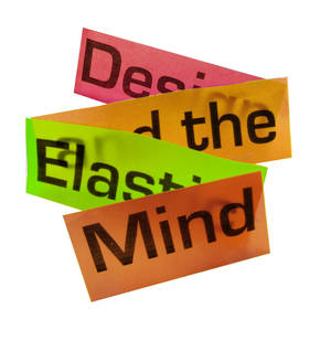 design and the elatic mind