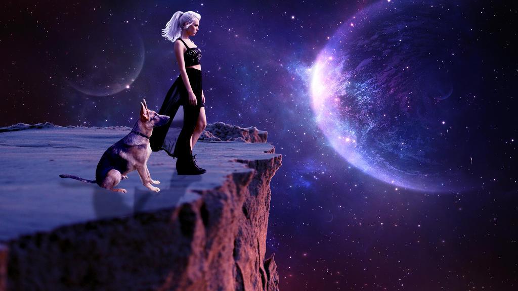 Standing on the EDGE by samstark64