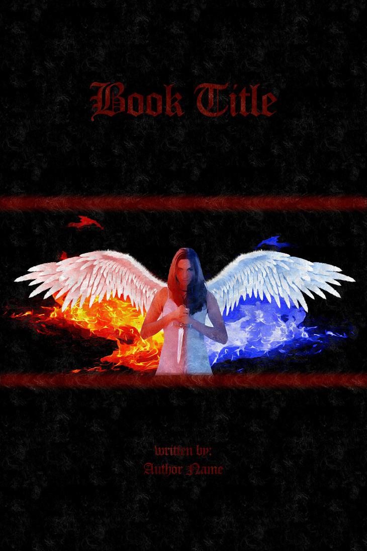 mystery lady book cover by samstark64