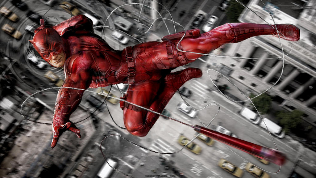 Daredevil by uncannyknack Daredevil
