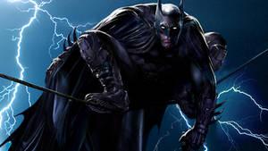 Bat on a wire