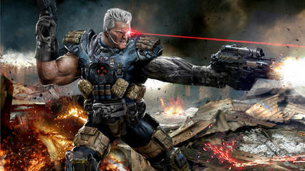 Cable by uncannyknack