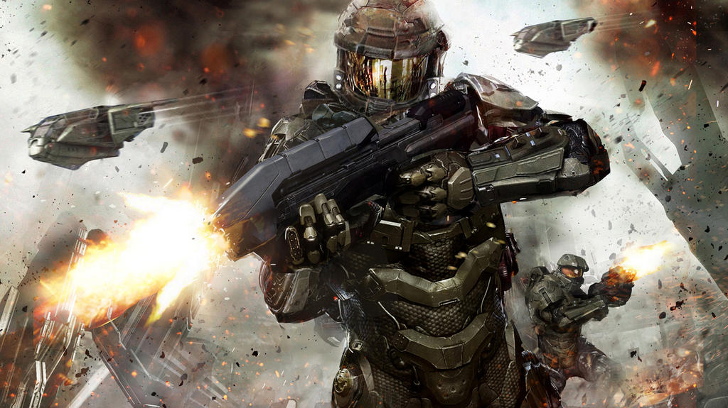 Halo by uncannyknack on DeviantArt