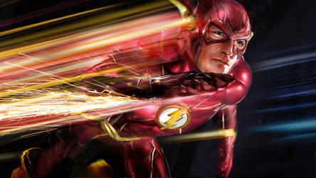 Flash by uncannyknack