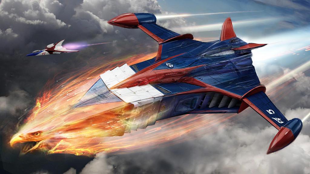 battle of the planets fiery phoenix - photo #3