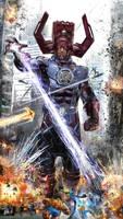 FF vs Galactus