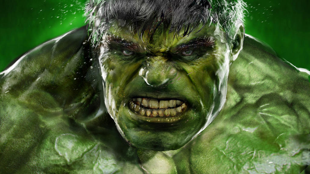 the incredibel hulk