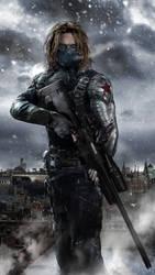 Winter Soldier by uncannyknack