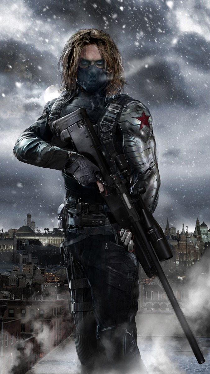 Winter Soldier by unca...