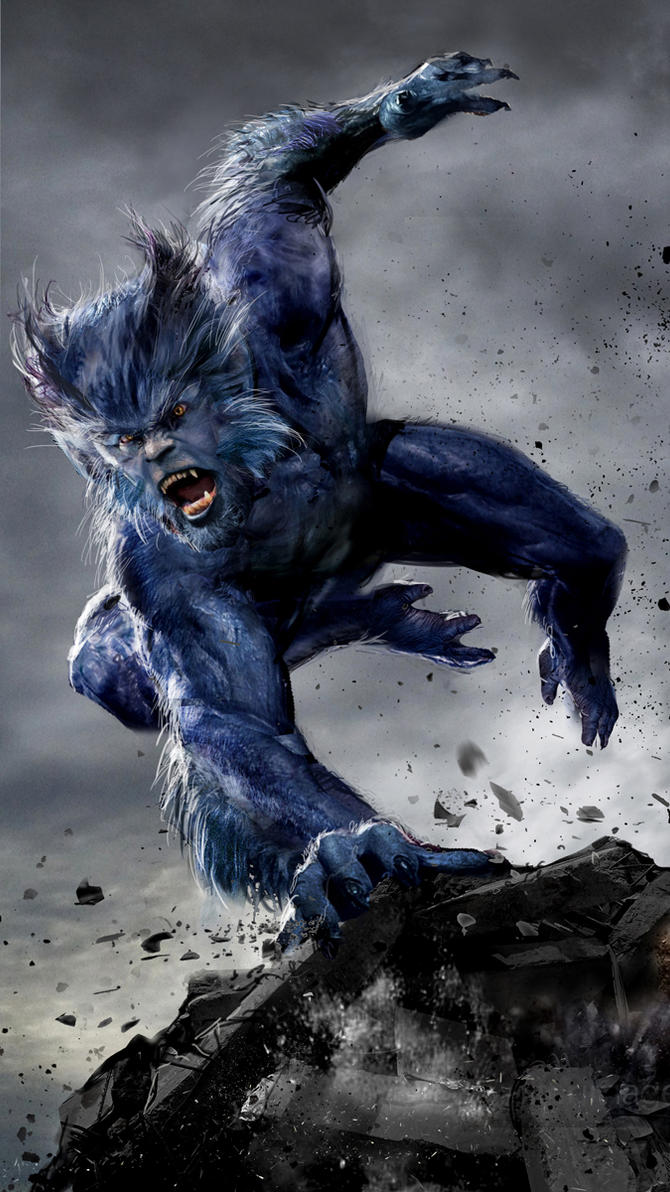 Beast by uncannyknack