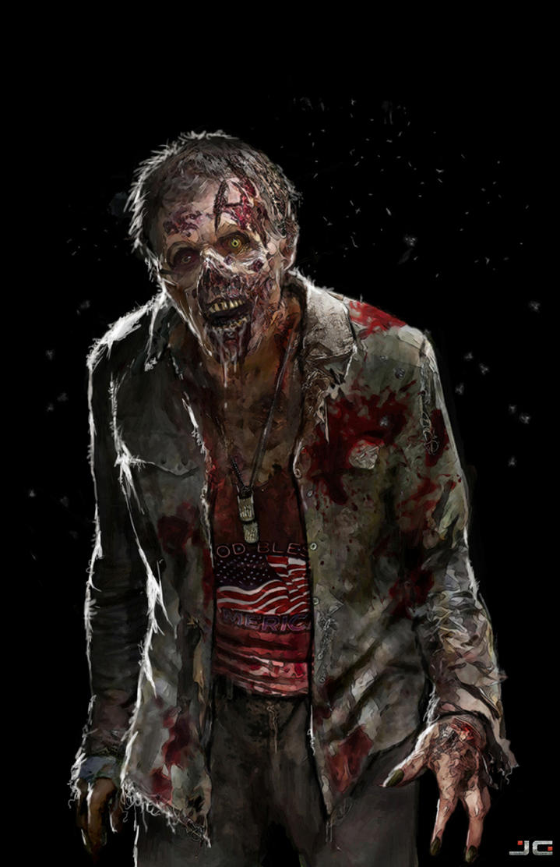 Zombie 68 Homefront by uncannyknack