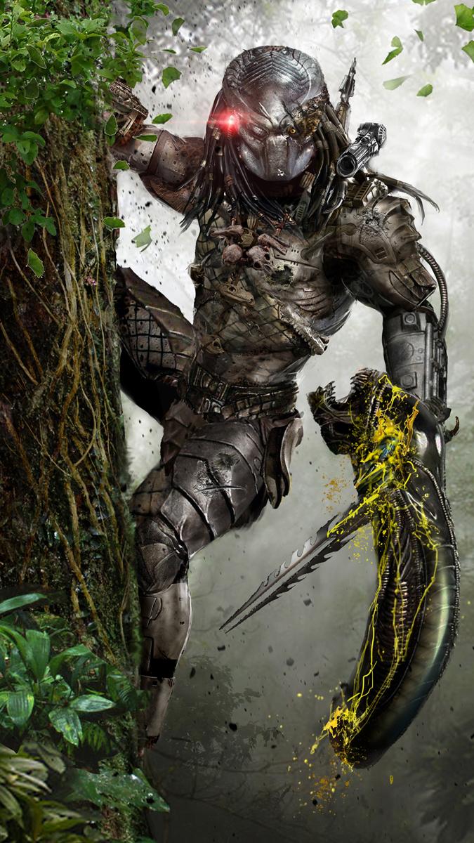Predator v2.0 by uncannyknack