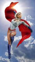 Power Girl WIP