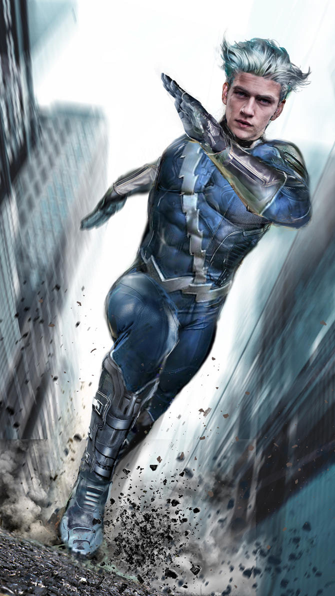 Quicksilver avengers age of ultron concept art