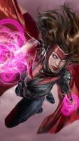 Scarlet Witch WIP