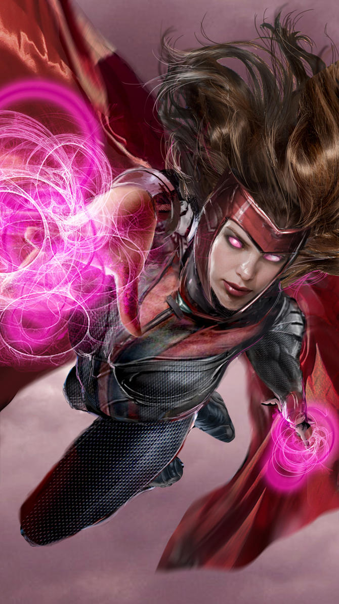 Great Wallpaper Marvel Scarlet Witch - scarlet_witch_wip_by_uncannyknack-d97es1l  Snapshot_134020.jpg
