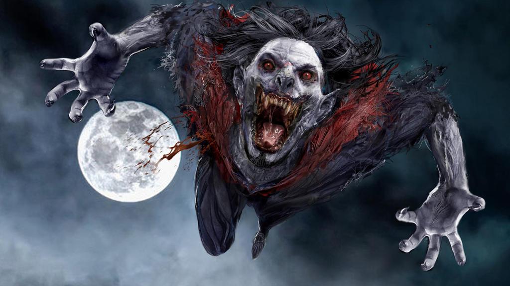 Morbius WIP by uncannyknack