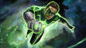 Green Lantern 1.0 WIP by uncannyknack