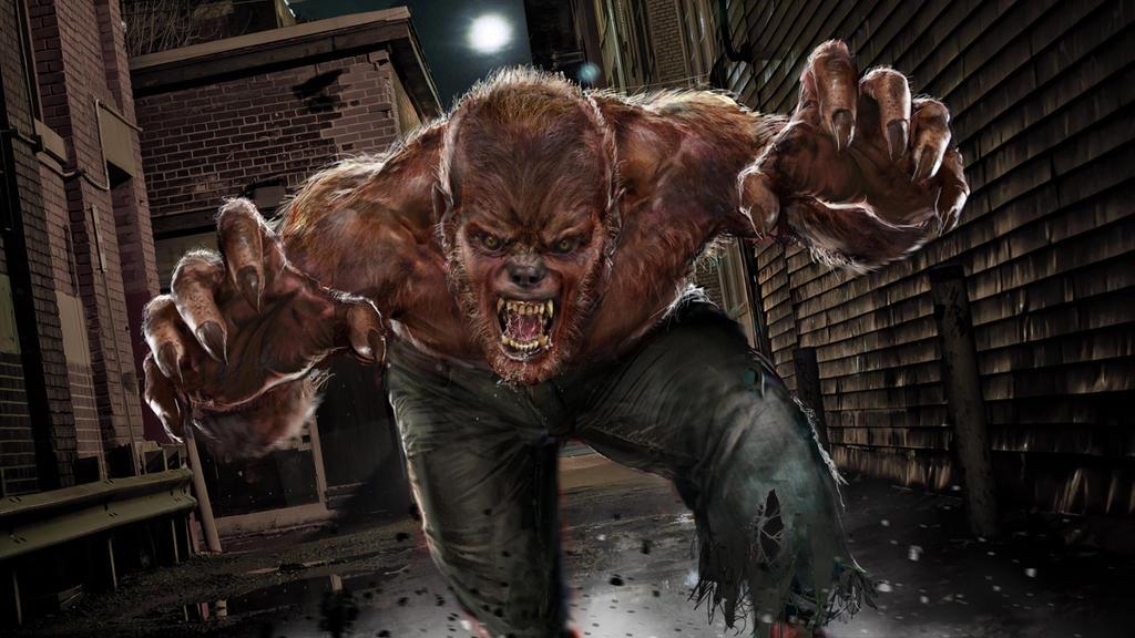 Werewolf by Night WIP by uncannyknack