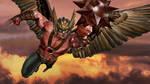 Hawkman WIP