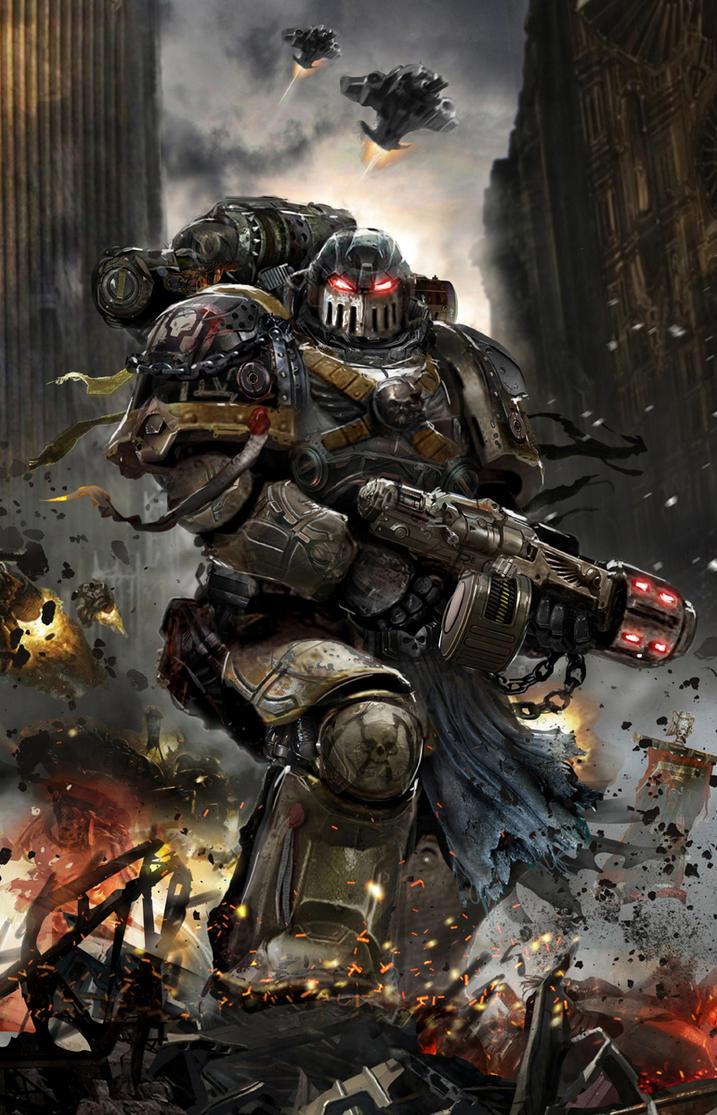 Pre-Heresy Deathguard by uncannyknack