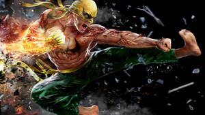 Iron Fist by uncannyknack