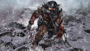 Weapon X WIP by uncannyknack