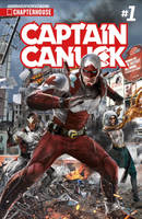 Captain Canuck by uncannyknack