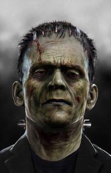 Frankenstein WIP