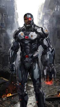 Cyborg Redux 1