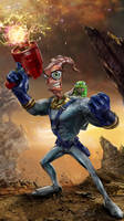 Earthworm Jim! by uncannyknack