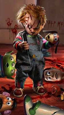 Chucky WIP