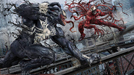 Venom Vs Carnage WIP