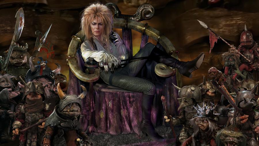 Jareth the Goblin King WIP by uncannyknack