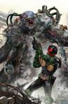 Judge Dredd: Toxic #1